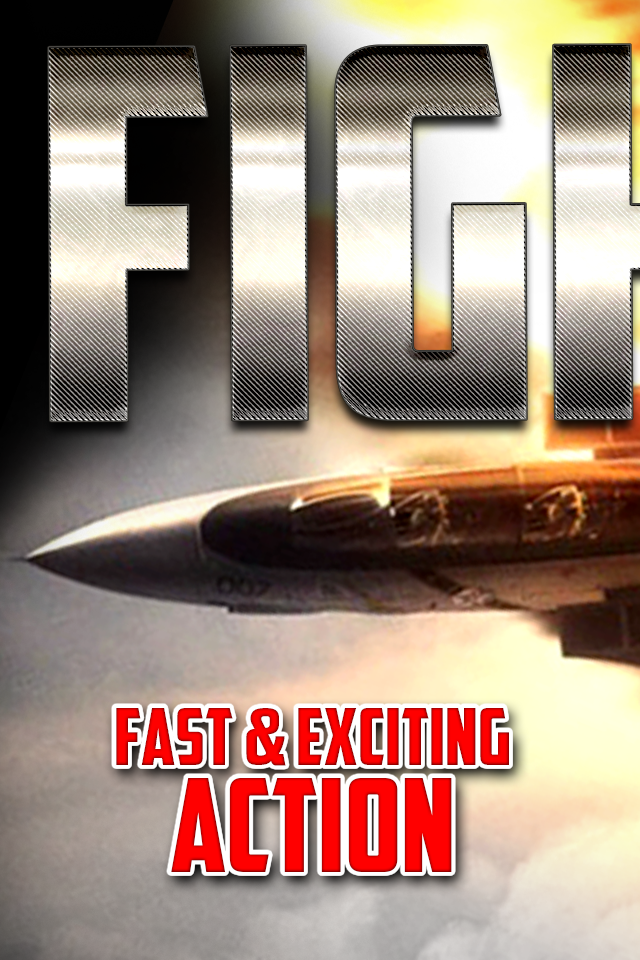 3D Fighter Jet