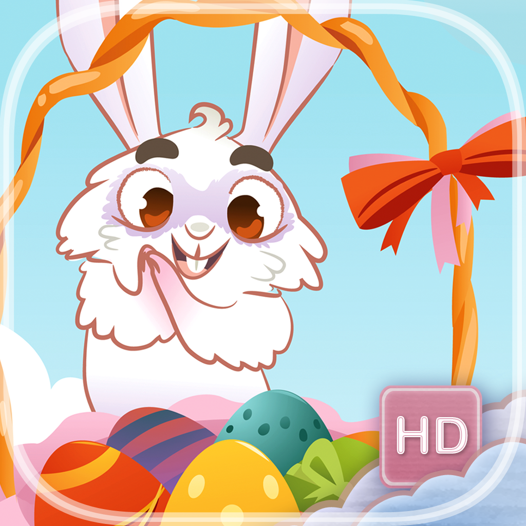 Easter Egg Madness  - HD - FREE - Pair Up Matching Eggs Puzzle Game